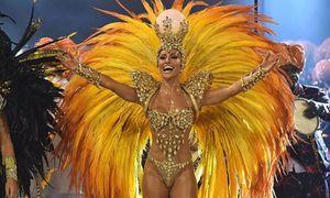 Choáng ngợp Lễ hội Carnival ở Brazil