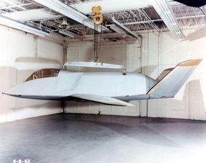 Giải mật về máy bay tàng hình của Boeing từ thập niên 60