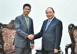 Thủ tướng tiếp các Đại sứ Ireland, Timor Leste