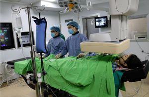 Bệnh viện đa khoa tỉnh Phú Thọ: Trung tâm tim mạch thực hiện thành công nhiều kỹ thuật chuyên sâu