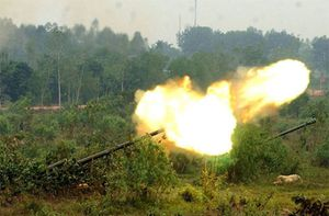 Cận cảnh những ông vua pháo binh của quân đội Việt Nam