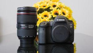 Trên tay Canon EOS 6D Mark II tại Việt Nam: nhiều nâng cấp đáng giá
