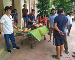 Nhân viên thú y bị trâu húc tử vong khi tiêm phòng
