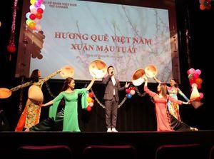 Ấm áp niềm vui đón Xuân Mậu Tuất của cộng đồng người Việt tại Canada