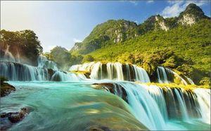 Công viên địa chất Non nước Cao Bằng được đánh giá rất cao