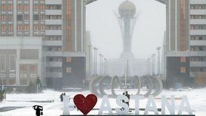 Tại sao Kazakhstan quyết định đổi tên thủ đô?