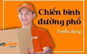 GHN Express tuyển dụng