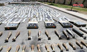 Bất ngờ nguồn gốc kho vũ khí 'khủng' bị tịch thu ở Homs