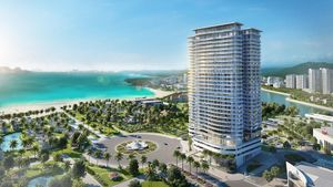 Halong Marina: Từ vùng đất trống ven biển thành đại đô thị du lịch sầm uất