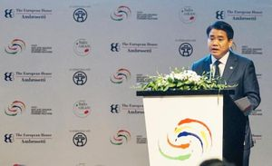 Hà Nội mong muốn hợp tác với các doanh nghiệp Italia