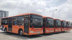 Chính thức khai tuyến buýt chất lượng cao Hà Đông - sân bay Nội Bài