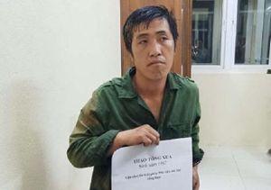 Thanh Hóa: Lại phát hiện, bắt giữ đối tượng vận chuyển ma túy từ Lào về Việt Nam