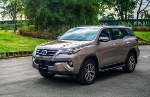 Bảng thông số kỹ thuật của Toyota Fortuner 2019 lắp ráp trong nước có gì mới?
