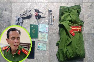 Nguời đàn ông giả danh thượng úy Công an chuyên trộm xe ở siêu thị Sài Gòn