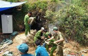 Lào Cai: Tìm thấy thi thể người đàn ông mắc kẹt nhiều ngày trong hang đá
