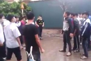 Nhóm học sinh hỗn chiến, 1 người bị đâm trọng thương