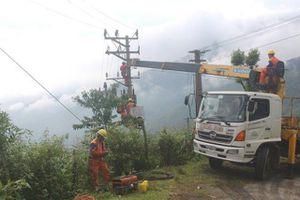 Điện về vùng cao Phìn Ngan