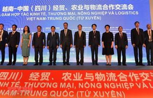 Vietnam, China step up cooperation in trade, agriculture, logistics