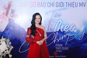 Ca sĩ Thùy Dung ra mắt MV 'Tôi nhìn theo cánh chim bay'