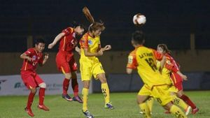 TP.HCM lập kỷ lục tại vòng 4 Giải bóng đá nữ VĐQG
