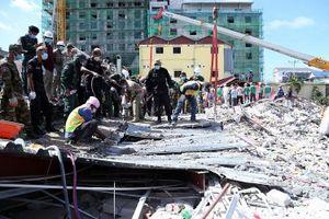 Campuchia truy tố chủ thầu Trung Quốc trong vụ sập tòa nhà 7 tầng