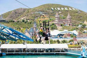 Khai trương đường phượt Zipline sở hữu 3 kỷ lục Việt Nam tại Vinpearl Nha Trang