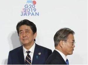 Mâu thuẫn Nhật – Hàn chuyển hướng nguy hiểm, Mỹ khoanh tay