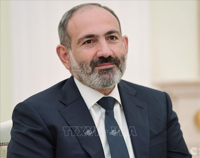 Thủ tướng Armenia bắt đầu thăm chính thức Việt Nam