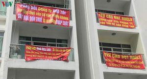 Cư dân 'tố' Ban Quản trị chung cư New Saigon thu tiền sai quy định