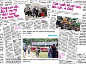 Chữ 'tín' trong vụ Big C ngưng nhập hàng Việt