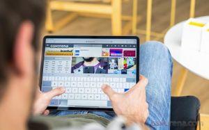 Apple đang ngầm phát triển thế hệ iPad màn hình gập