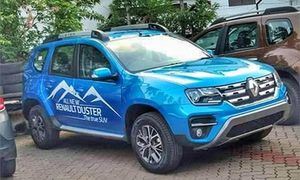 'Soi' xe giá rẻ Renault Duster mới chưa đến 300 triệu đồng