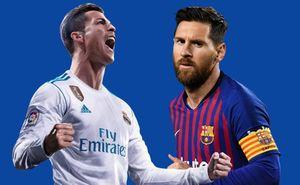 Ronaldo ở đâu trong top 'vua dội bom' La Liga?