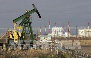 Giá dầu thế giới tăng mạnh