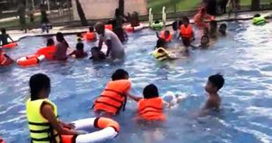 Bé trai 6 tuổi thiệt mạng khi đi tắm bể bơi tư nhân