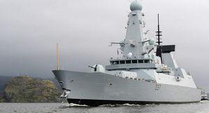 Căng thẳng đỉnh điểm, tàu khu trục Anh thẳng tiến đến Vịnh Ba Tư