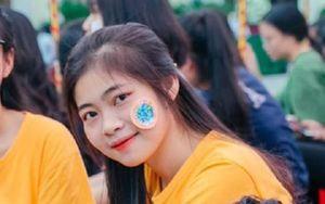 Nữ sinh Hà Tĩnh đạt 28 điểm khối C quyết tâm học Sư phạm, trở thành cô giáo dạy Văn trong tương lai