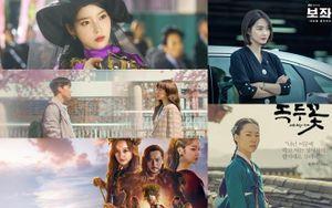 10 bộ phim được tìm kiếm nhiều nhất ở Hàn Quốc dựa trên dữ liệu ngày 14 tháng 7