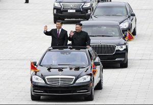 Hành trình bí mật để ông Kim mua siêu xe dù Triều Tiên bị cấm vận