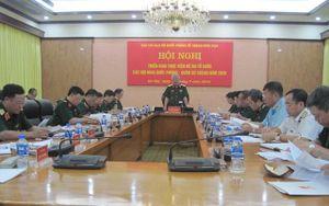 Triển khai Đề án tổ chức các Hội nghị quốc phòng - quân sự ASEAN năm 2020