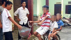 Thực hư thông tin 3 anh em bị bắt cóc ở Nghệ An