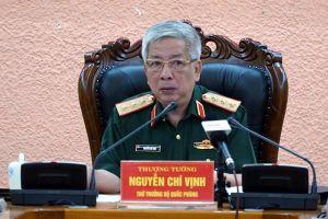 Tướng Nguyễn Chí Vịnh nói về tình hình biển Đông