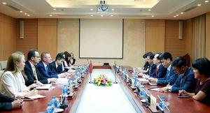 Tăng cường quan hệ hợp tác trong lĩnh vực xây dựng giữa Việt Nam – Latvia