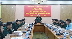 Chuẩn bị cho các hoạt động quốc phòng - quân sự ASEAN năm 2020
