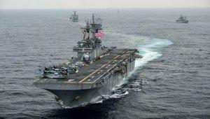 Căng thẳng gia tăng, Mỹ tuyên bố bắn rơi máy bay không người lái của Iran