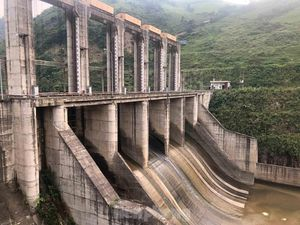 Cận cảnh dự án thủy điện nghìn tỷ xây 'chui' ở Lào Cai