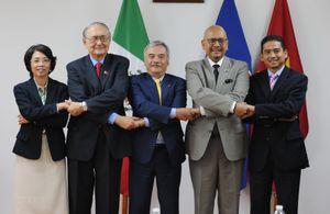 Các nước ASEAN đánh giá cao vai trò của Việt Nam tại Mexico