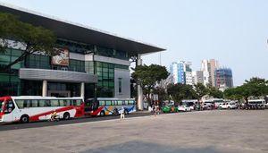 'Siết' xe khách du lịch loại lớn lưu thông vào trung tâm