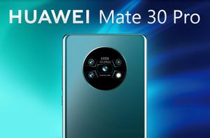 Choáng với 'ma trận' camera của Mate 30 Pro!