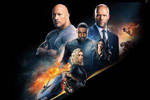 Fast & Furious: Hobbs &Shaw - hẹn giờ cho 'bom tấn'